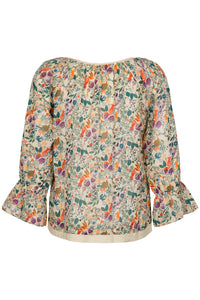 Woods Blouse - Print