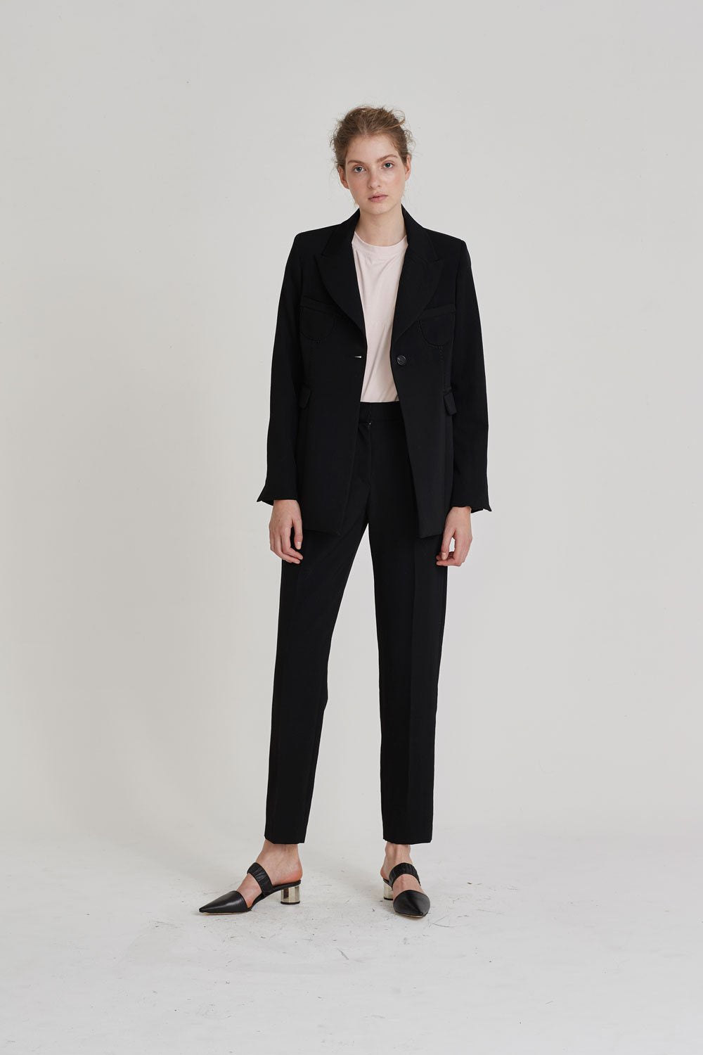 Partner Trousers - Black