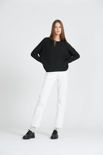 Annie Jumper - Black Pepper