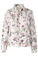 Load image into Gallery viewer, Bloom Print Padded Jacket