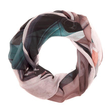 Load image into Gallery viewer, Das Auto - Silk Chiffon Scarf