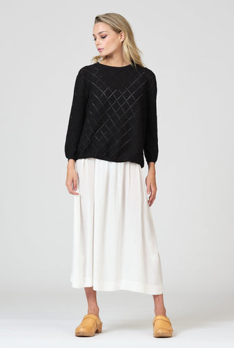 Garland Top - Black