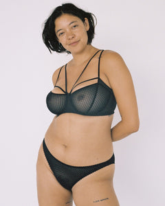 Gigi Tri Brief - Black Dot