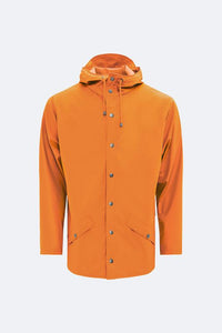 Jacket - Fire Orange