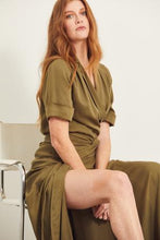 Load image into Gallery viewer, Jessica Dress - Olive
