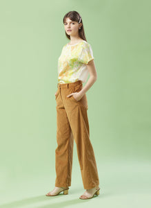 Woodlander Corduroy Trousers - Gingerbread