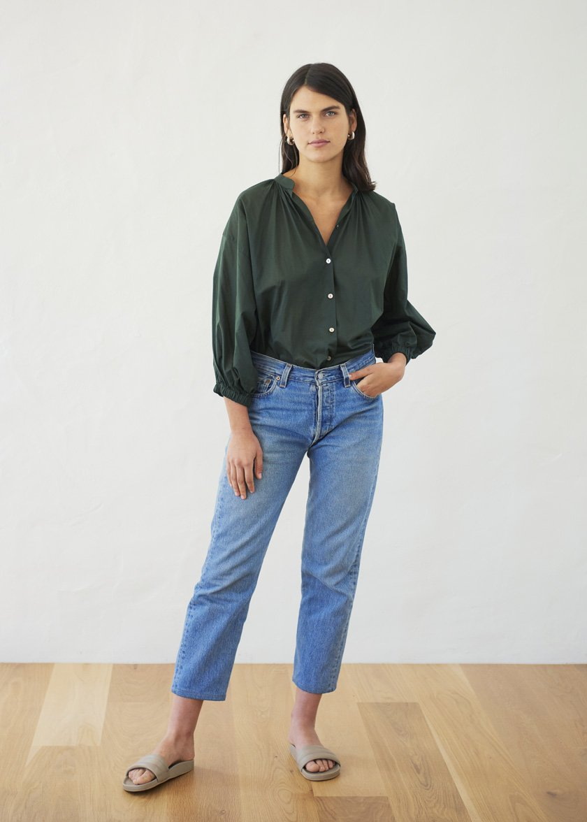 Everyday blouse - Cotton Voile