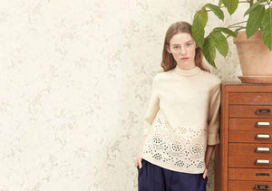 Deco Fibre Blouse - On This Note Collection