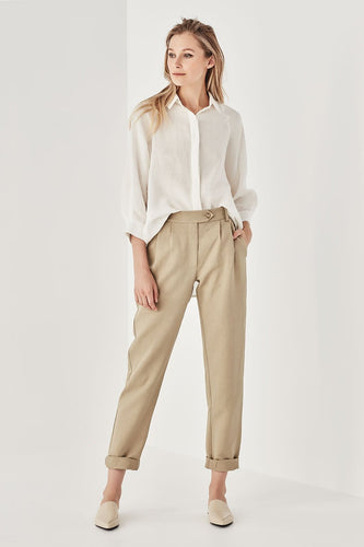 Cooper Trouser - Taupe