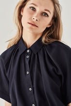 Load image into Gallery viewer, Morrisey Blouse - Navy