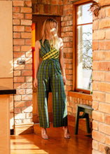 Load image into Gallery viewer, Yrsa Jumpsuit - Two Tone Tartan