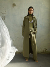 Load image into Gallery viewer, Duster Coat - Moss