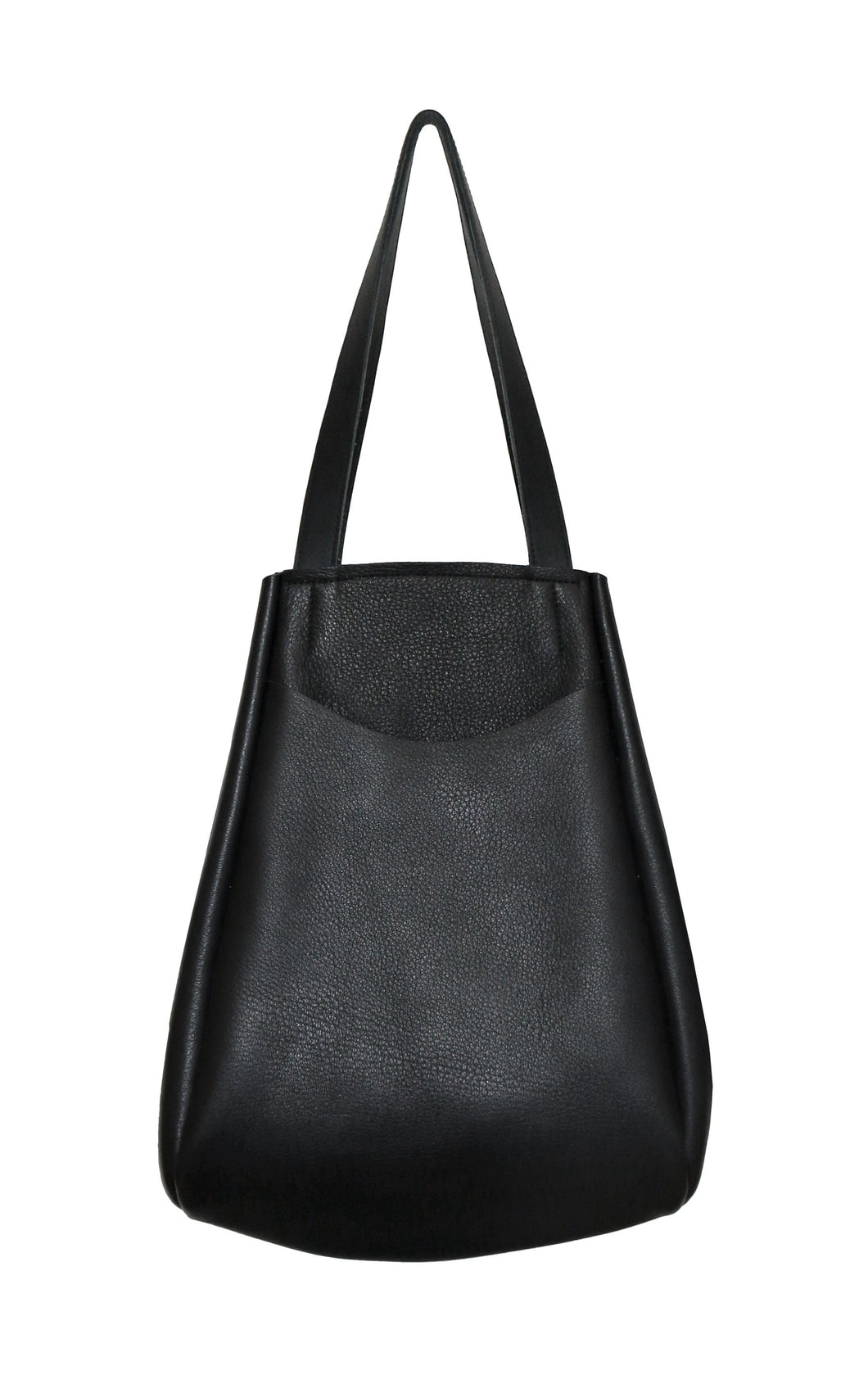 Archy Tote - Black Pebble