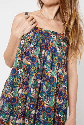 Flora Sundress - World's Collide (Liberty Print)