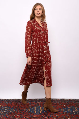 Rejanne Dots Dress