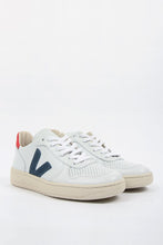 Load image into Gallery viewer, V10 Leather - Extra White/Nautico/Pekin