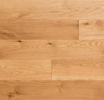 Classic Character Traditional Solid Oak