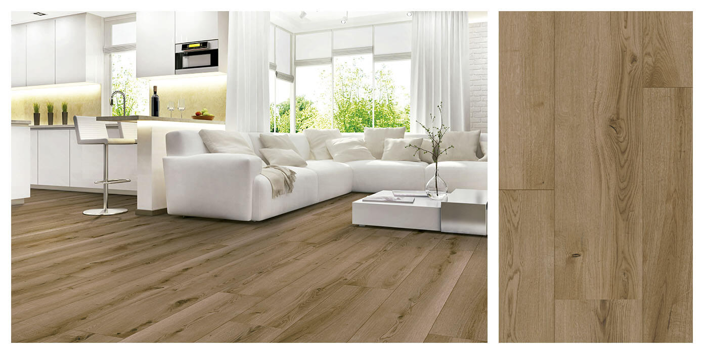 Cortona Plus Extra Wide Plank by Mission Collection 5GI