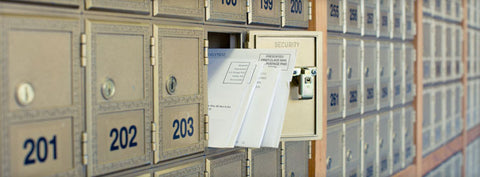 Mailbox Rentals for Small Business Owner