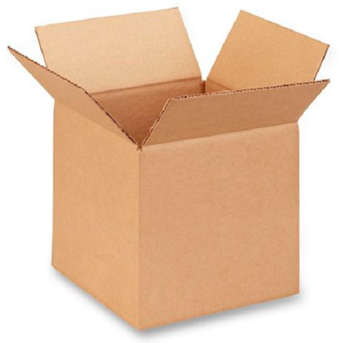 Shipping Boxes /Packing Cardboard Boxes (Pack Of 4)