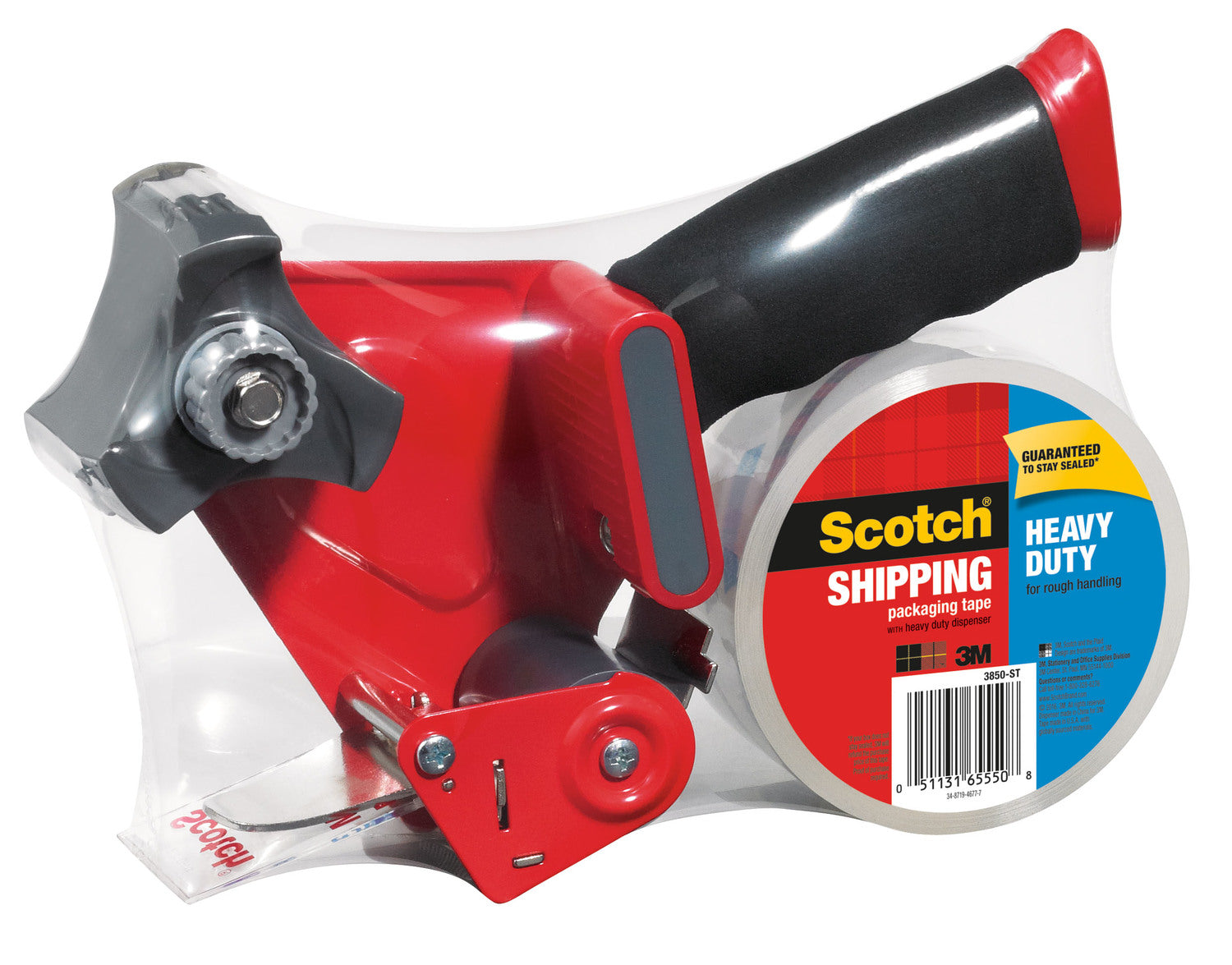 Scotch® Packaging Tape with Dispenser