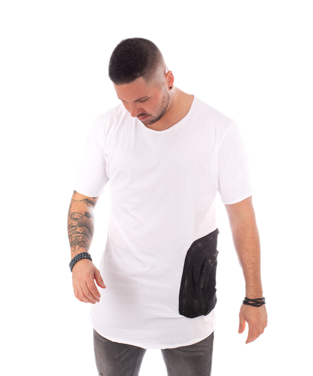 BAG T-SHIRT WHITE