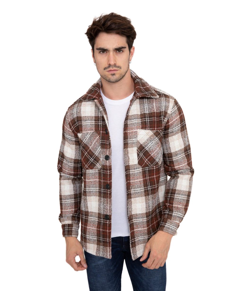 FLANNEL BROWN - Vaarora