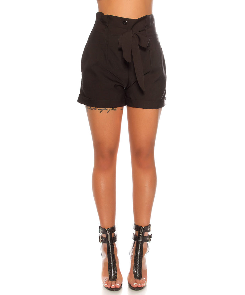 HIGH WAIST BLACK - Vaarora