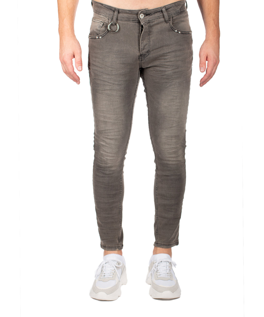 RIVETS DENIM - Vaarora