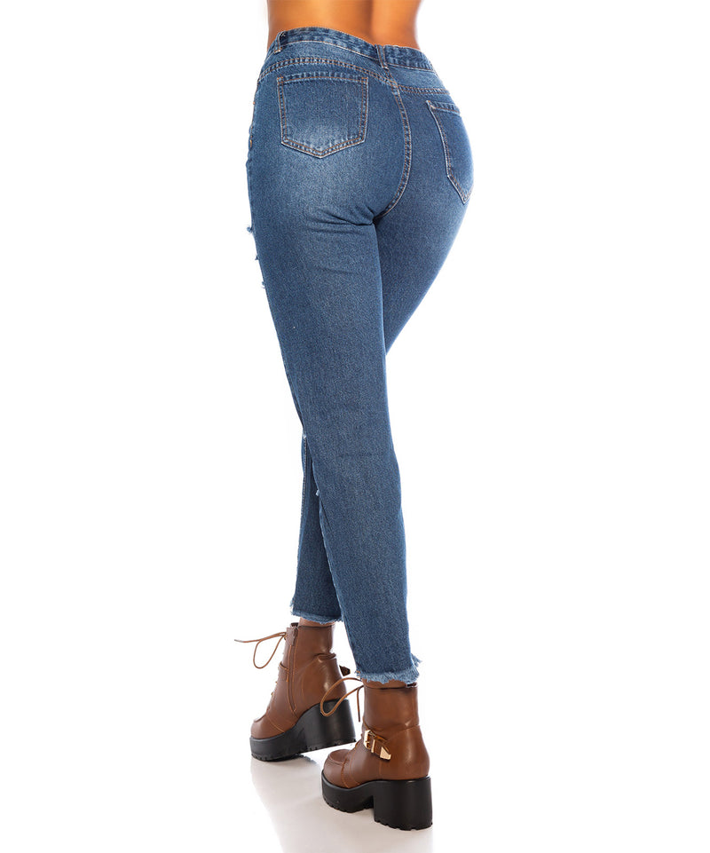 SEXY MOM FIT JEANS