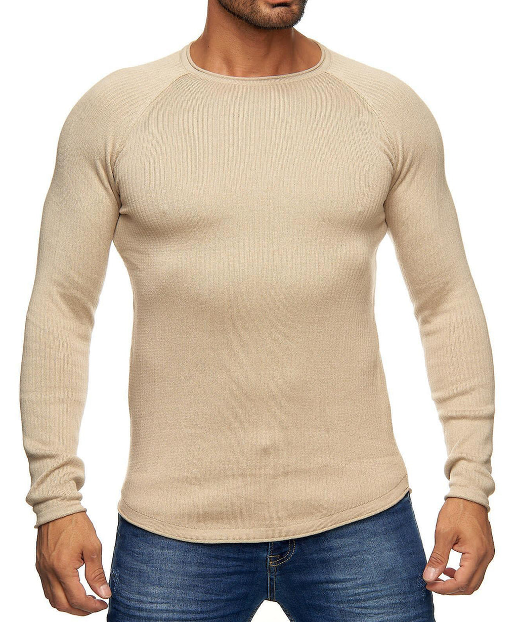 SWEATER CP BEIGE