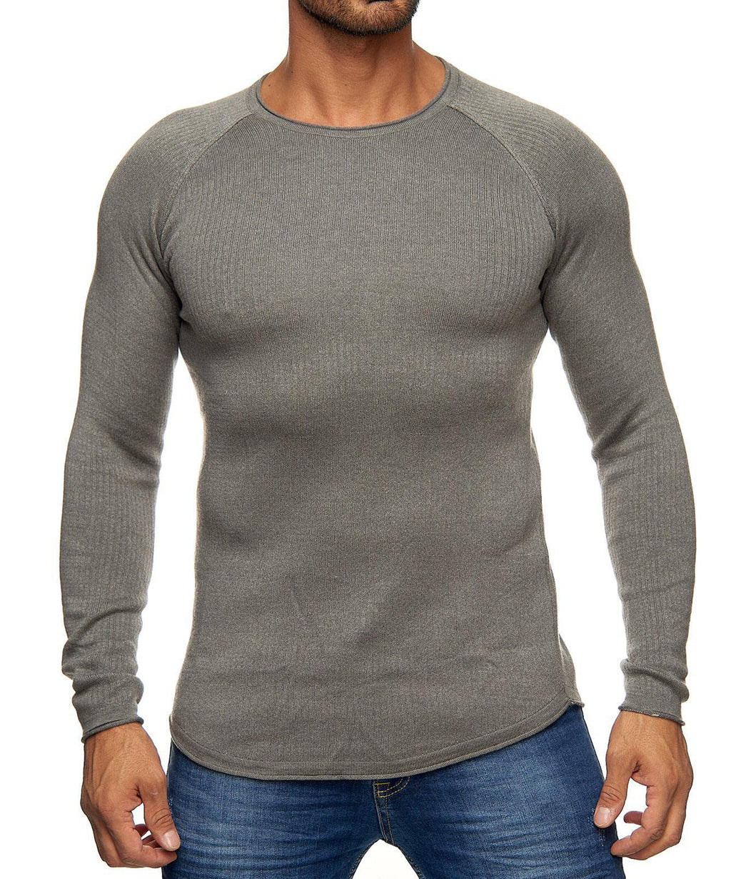 SWEATER CP GREY