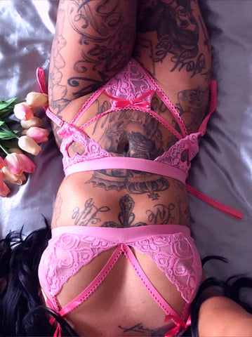 Light Pink 3 Piece