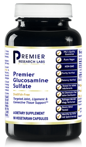 Glucosamine Sulfate (Premier Bone & Joint Support) 120 caps