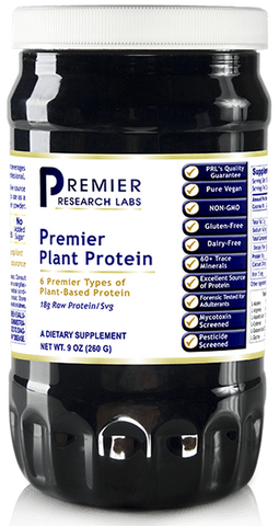 Plant Protein Powder (Premier Weight Management Support) -- 9 oz.