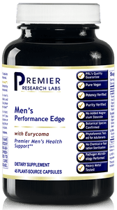 Men's Performance Edge (Formally Testosterone Complex)(Testosterone and Strength Support) -- 45 Vcaps