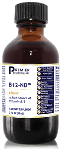 B12-ND (Premier Probiotic-Fermented B-12), 2 oz.