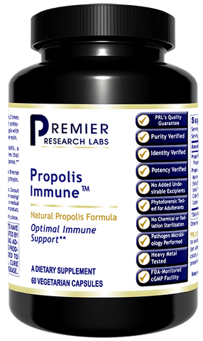 Propolis Immune (Premier Immune Support with Chrysin) 60 Vcaps