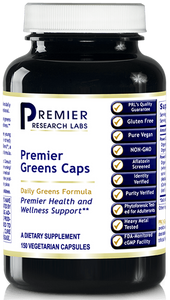 Greens Caps (Premier Health and Wellness Support) 150 Vcaps