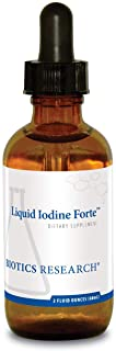 Liquid Iodine Forte, 2 oz.