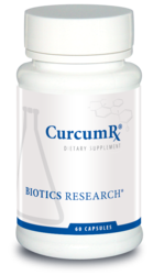 CurcumRx (Brain, Heart & Inflammation Support) -- 60 caps