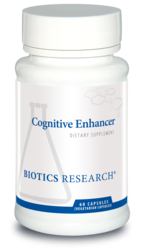 Cognitive Enchancer (Brain and Memory Support) -- 60 caps