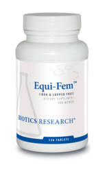 Equi-Fem  (Multi-Vitamin/Mineral for Women) -- 126 Tabs