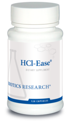 HCI-Ease (HCI/Digestive Support) 120 Caps