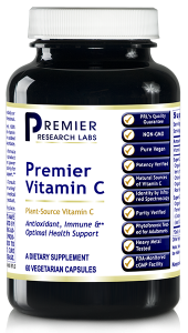 C Complex - NEW Improved Formula! (Premier Vitamin C) 60 Vcaps