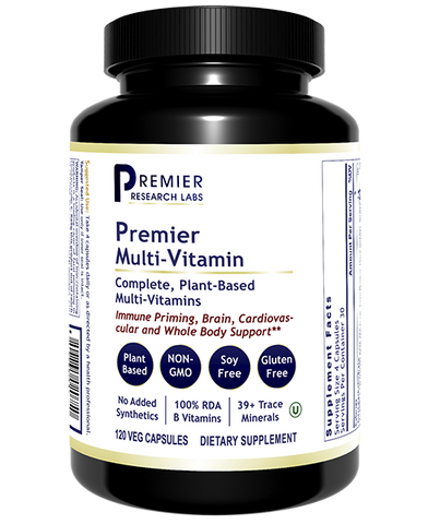 Premier Multi-Vitamin (Daily Multivitamin Whole Body Support*) 120 caps