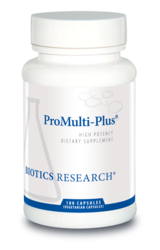 Daily MultiVitamins - Biotics ProMulti-Plus -180 Caps