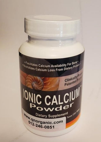 IONIC CALCIUM POWDER (SPECIAL BUY 1, GET 1 FREE!) 110g