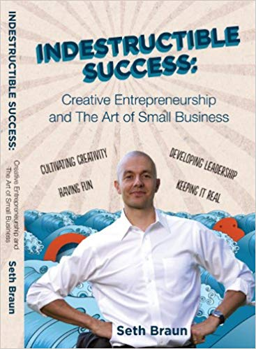 """Indestructible Success"" (NEW - in Paperback) SPECIAL PRICE!"