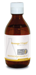 Biomega-3 Liquid (Omega 3, EPA & DHA)(NEW IMPROVED FORMULA!) -- 6.8 fl. oz.